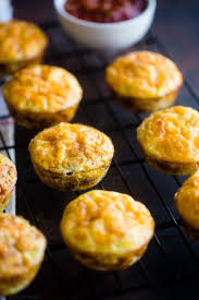 Low carb breakfast – Egg muffins